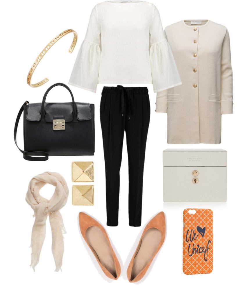 klassisk stil outfit