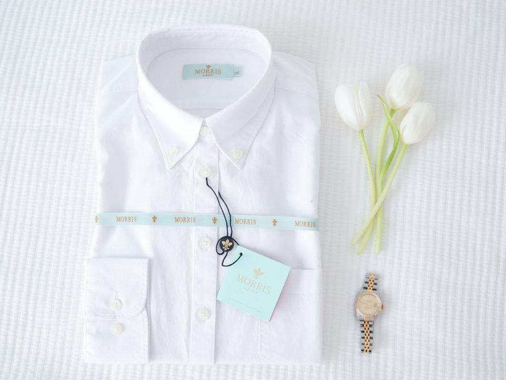 Morris lady skjorta
