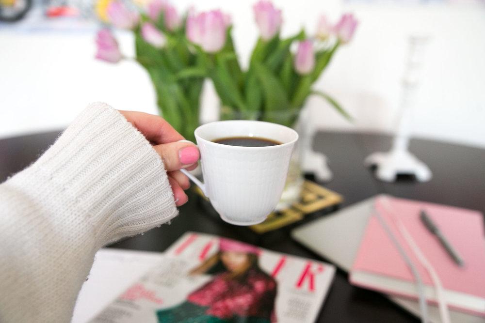Angelicas Closet kaffe