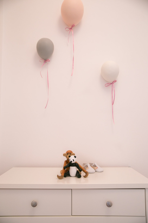 ByOn ballonger barnrum Kay Bojesen panda apa.jpg