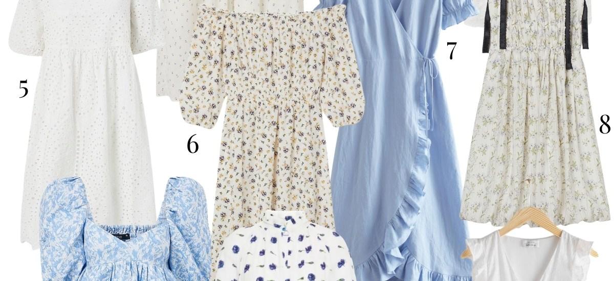 Tips på klänningar till midsommar & andra sommarkvällar