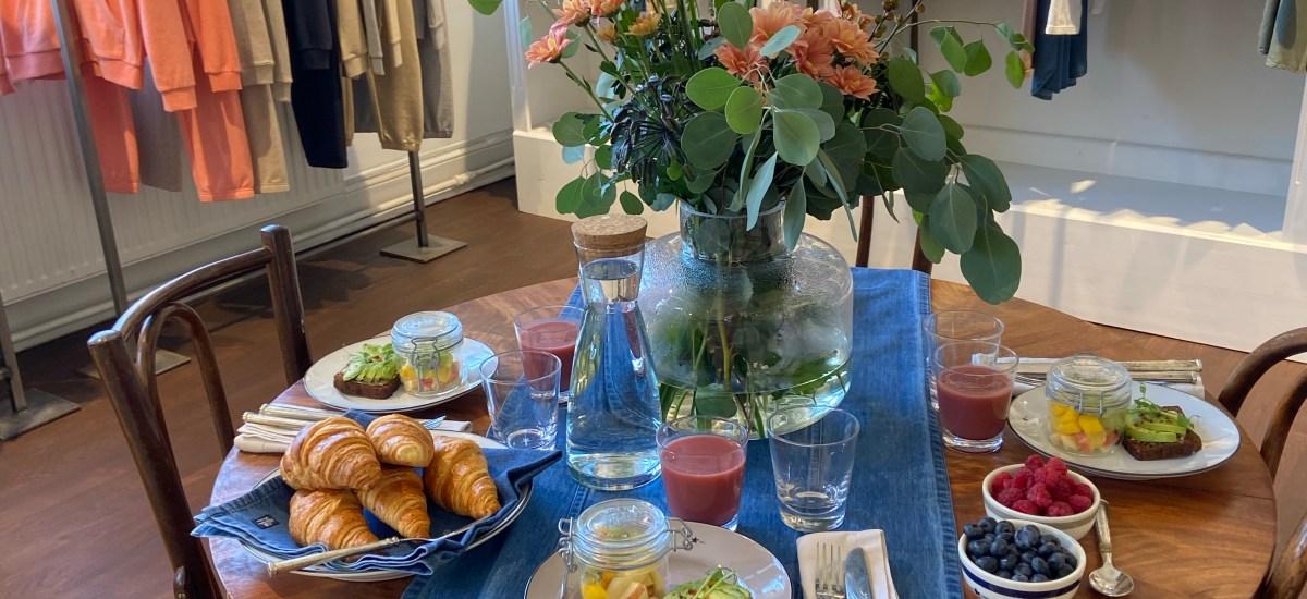 Frukost hos Lexington